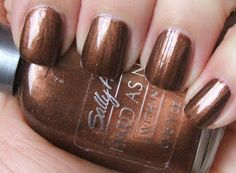 Sally Hansen Hard as Nails Chocolate Minx