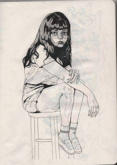 adies sketchbook