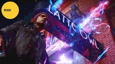 infamous particle effects - Google Search