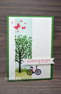 The Stamping Blok: Stamp Review Crew: Sheltering Tree Edition