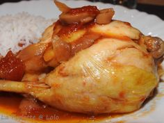 """Vous allez me dire """"Un poulet entier fait avec COOKÉO"""" Et bien, oui c'est possible !! Certes, il n'est pas croustillant et doré comme dans un four, mais il est fondant et bien parfumé avec sa sauce pour accompagner, pâtes, riz, purée Ingrédients pour..."""