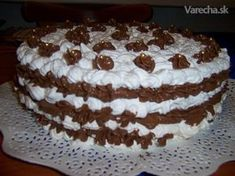 Penová torta (fotorecept)