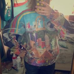 Limited edition Father John Misty sweatshirt. In perfect condition! Worn once! Tops Sweatshirts & Hoodies