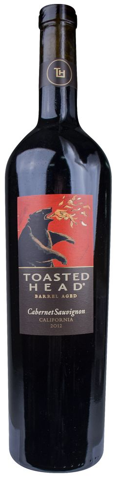 2012 Toasted Head Cabernet Sauvignon starts with aromas of dark cherry fruit, currant, toasty oak, and vanilla, followed by flavors of dark cherry, blackberry, cassis, smoky clove and sweet vanilla.