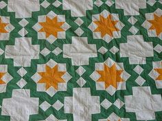 antique hand pieced quilt