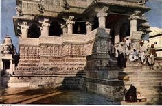 Ancient Temple in India