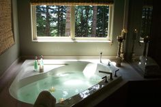 http://www.urbanelementsinteriorspace.com #naturallighting #zen #bathroom #bathtub #design