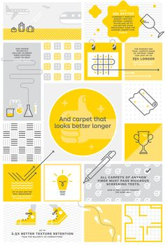 Super clean and organized infographic design