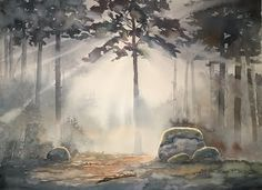 Lars Wetterbrandt, akvarellmålare i Täby. Här visas ett urval av mina akvareller. info@larswetterbrandt.se