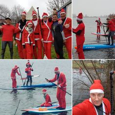 Christmas SUP 2017 The Netherlands www. Stand Up, Paddle, Netherlands, Hats, Christmas, Pictures, The Nederlands, Xmas, Photos