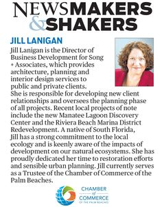 This week's Newsmaker & Shaker is Jill Lanigan! http://www.palmbeaches.org/pages/newsmakers