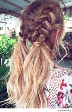 Incredibly Cool Hairstyles for Thin Hair - LadyStyle