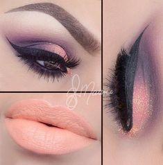 Peach Lips With Shimmery Eyeshadow code gets off at Prov. make up peach Peach Lips With Shimmery Eyeshadow code gets off at Prov… - Schönheit Cute Makeup, Gorgeous Makeup, Pretty Makeup, Lip Makeup, Beauty Makeup, Hand Makeup, Unique Makeup, Amazing Makeup, Perfect Makeup