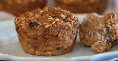 Oatmeal Breakfast Muffins Recipe