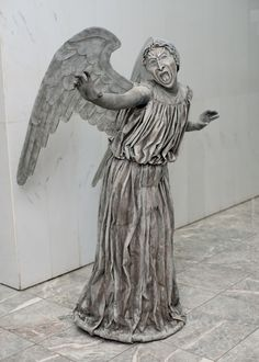 DW Challenge Day 3: My favorite villain would have to be the Weeping Angels. They are just too awesome for words. If you only ever watch one episode of Doctor Who--Watch BLINK!!! :D