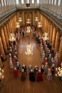 18th century ballroom