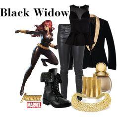 """Black Widow (The Avengers)"""