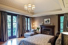 Margaret St. Toronto - traditional - bedroom - toronto - Peter A. Sellar - Architectural Photographer