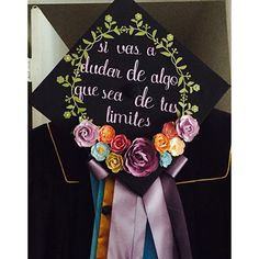 Image result for si se puede graduation cap