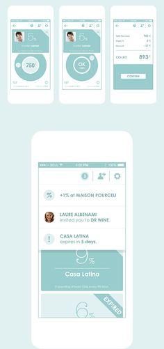 Shario App on Behance