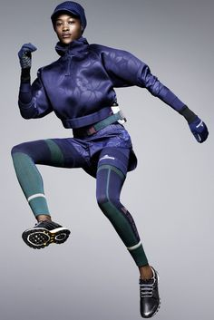 Adidas by Stella McCartney, Look #4