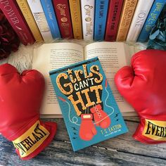 Thank you to @fiercereads and @macmillanusa for sending me an advanced copy of Girls Cant Hit. This book sounds like its just my kind of story.  Who likes books with a little #girlpower in them? Me! I love strong female characters whether its intellectually physically or just personality. Some of my favorites are Hermione Kestrel (from Winners Curse) and Jude (from The Cruel Prince). I love female characters who make the tough decisions and stick to them. Who are some of your faves?  This…
