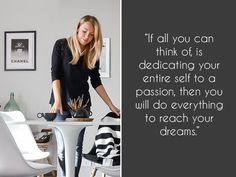 Interview with Agata Dimmich from Passion Shake on It's Pretty Nice Blog.