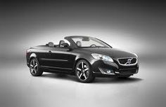 The Volvo C70 convertible
