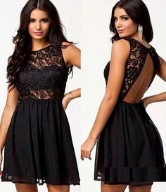 You can never have to many little black dresses 💋 Diy Clothing, Sewing Clothes, Clothing Patterns, Dress Patterns, Fashion Sewing, Diy Fashion, Ideias Fashion, Diy Dress, Dress Skirt