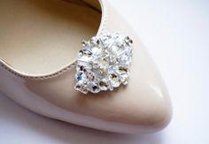 Klipsy do butów Coquet- Cinderella - Coquet-Art - Klipsy do butów