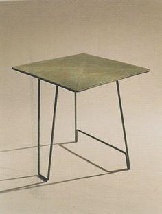 by Mathieu Matégot ( 1910-2001), photo by Cédric Buchet