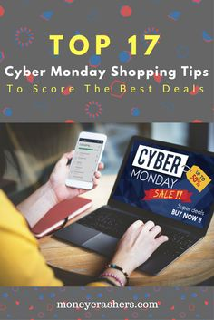 Capturing the best Cyber Monday deals takes work though. This post outlines some tips to help you plan for your big Cyber Monday shopping bonanza. I'll share some expert-level secrets that can help you snag great deals before sales end or supplies run out.