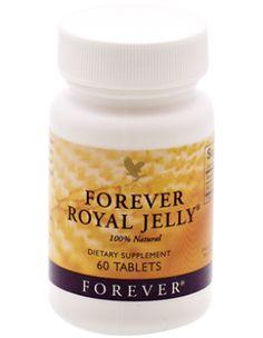 Forever Royal Jelly fra Forever Living | Slank med Forever FIT C9 - Aloevera Portal Danmark