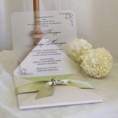 Custom Invitations - Pandora Invitations | Creative Works Designs