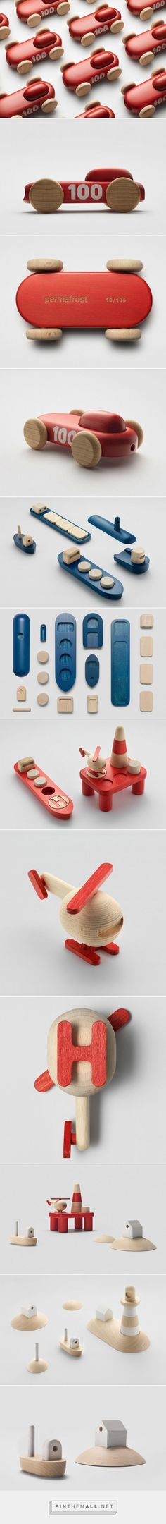 Wooden Toys by Permafrost | Inspiration Grid | Design Inspiration - created via http://pinthemall.net #woodentoy