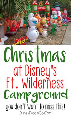 Check out how Ft Wilderness Resort at Disney World celebrates Christmas! You do not want to miss this magical experience! This DIsney World resort goes all out for the holiday season! From great holiday decorations to horse drawn carriages! Disney World resorts. DIsney World planning guide. Disney World tips and tricks. Disney World at Christmas. Christmas decorations. Disney World Guide, Disney World Secrets, Disney World Vacation Planning, Walt Disney World Vacations, Disney World Tips And Tricks, Disney Tips, Disney World Resorts, Disney Parks, Christmas Travel