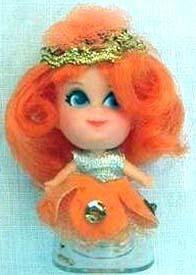 Liddle Kiddles n Kars, Zoolery, Animiddle, Kozmic, SweetTreat Dolls 1969-1979