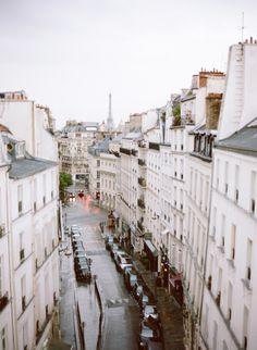 Un mariage américain à Paris * A wedding in Paris