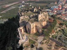Castillo de Montesa Valencia. .Spain .