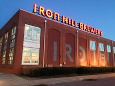 Iron Hill Brewery & Restaurant in Wilmington, DE