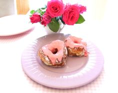 Cronuts! Click through to blog to see how I made them x #cronuts #recipes