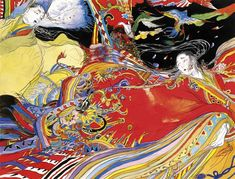 タツノコ作品から最新ファインアートまで! 兵庫県立美術館で『天野喜孝展-創造を超えた世界-』開催 [オタ女]   ガジェット通信