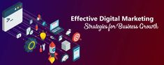 Effective Digital Marketing Strategy for Business Growth at King of Digital Marketing Offer Best Digital Marketing Services in Delhi, India at affordable. Social Media Marketing Business, Digital Marketing Strategy, Digital Marketing Services, Online Marketing, Marketing And Advertising, Effective Marketing Strategies, Successful Online Businesses, Competitor Analysis, Relationships