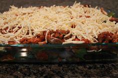 Paleo Easy Meaty Lasagna Recipe