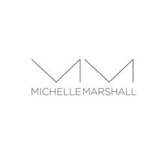 Logo design for photographer Michelle Marshall by & CREATE (www.andcreateltd.com). M MM double