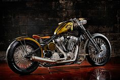Custom Old School Choppers   ... Balls Cycles blog » Blog Archive » Win This Custom Bobber Motorcycle
