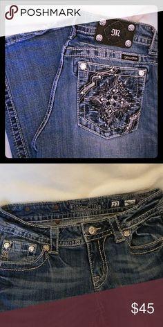Miss Me jeans Size 27 Miss Me Jeans Boot Cut