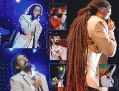 Another Damian Marley Collage.