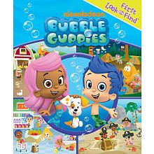 Bubble Guppies First Look and Find Book