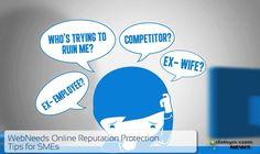 DatSyn News - WebNeeds Online Reputation Protection Tips for SMEs Seo Sem, Reputation Management, Ex Wives, Business Entrepreneur, Management Tips, Social Media, News, Youtube, Social Networks